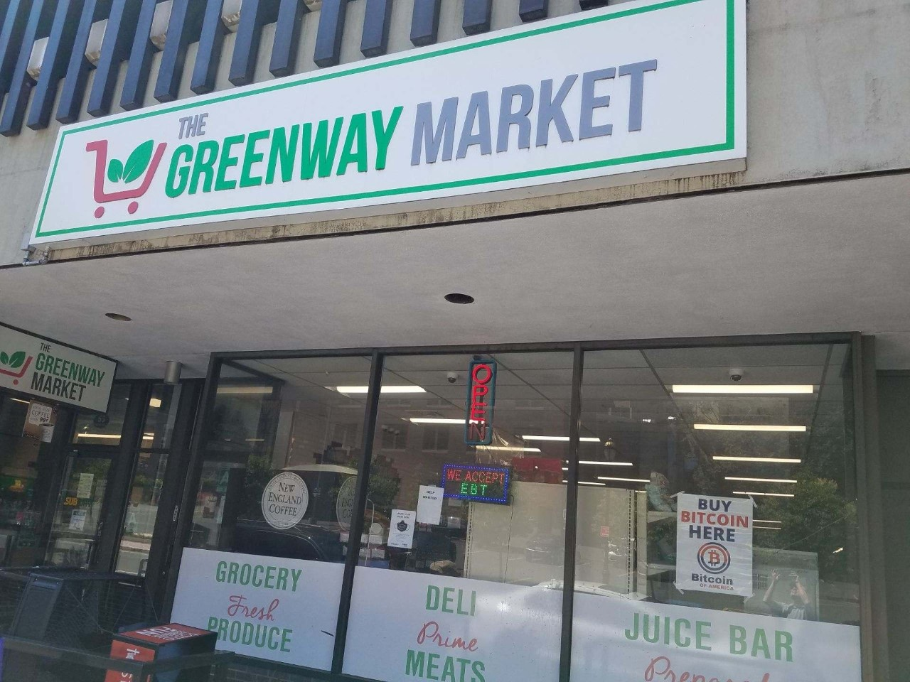 The Greenway Market