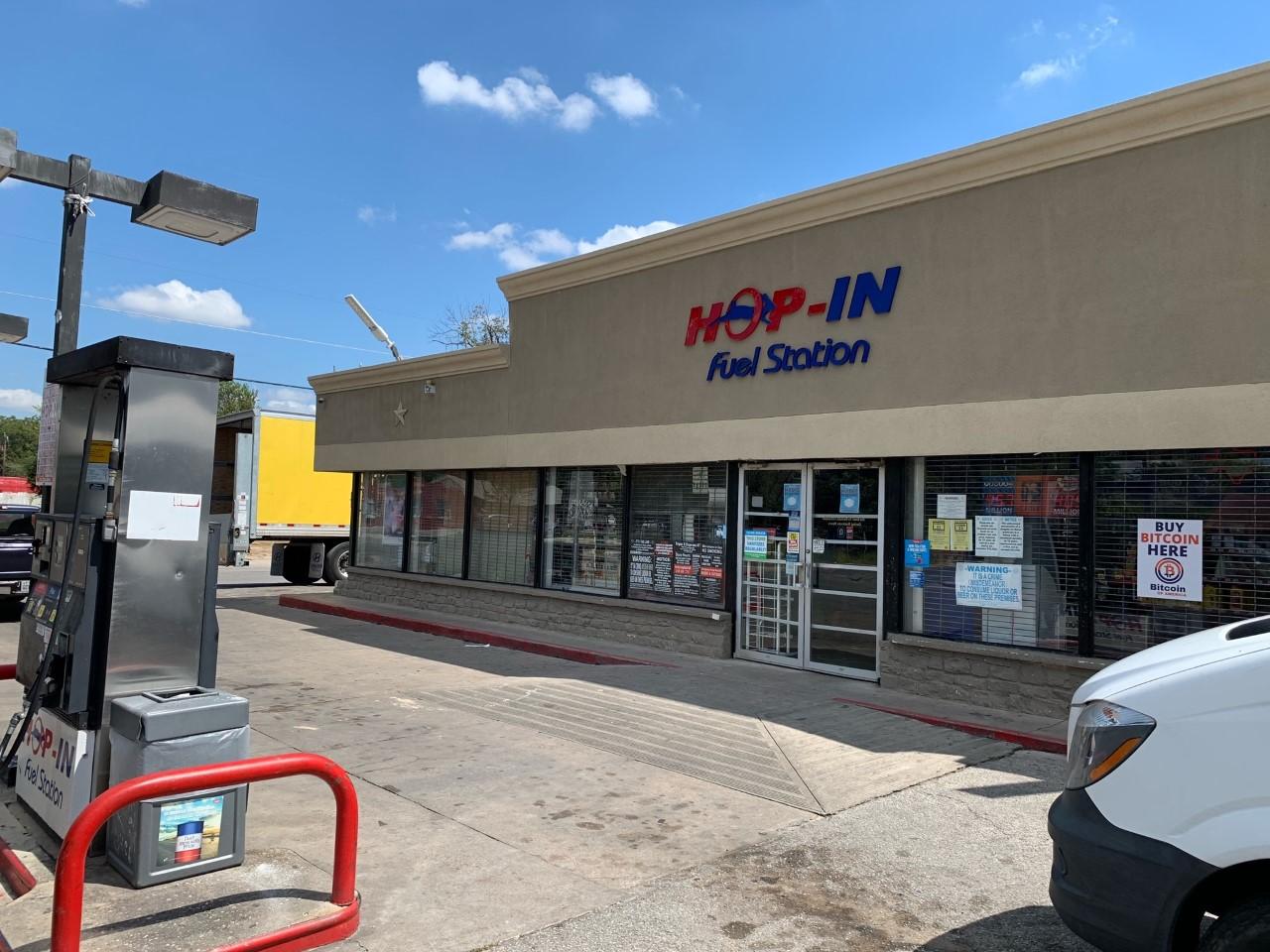 HOP-IN Fuel Station