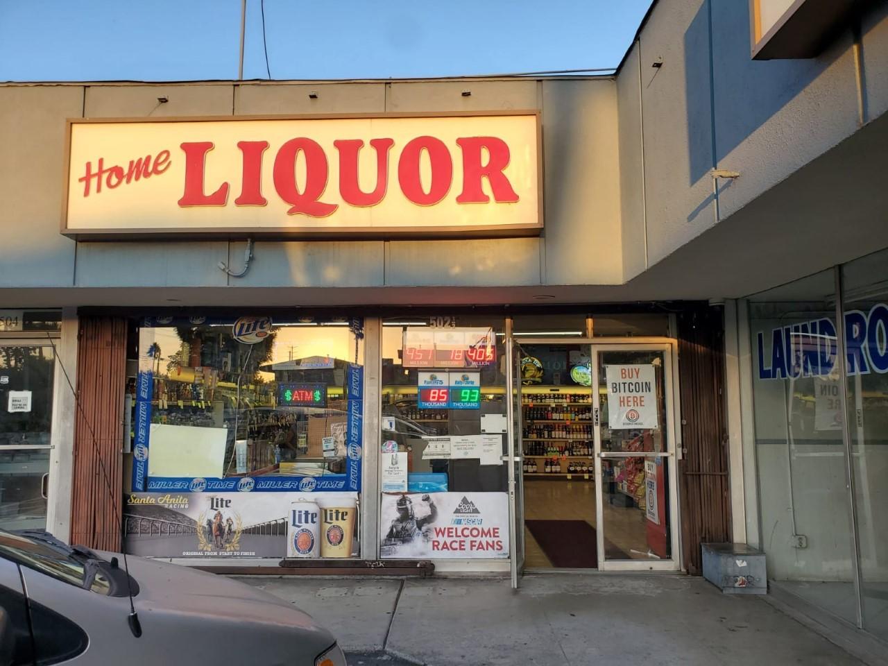 Home Liquors